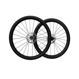 Parcours Strade Carbon Disc Brake Wheelset