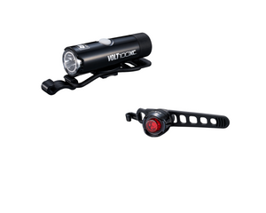 Cateye Volt 100XC + ORB Rechargeable Combo Light
