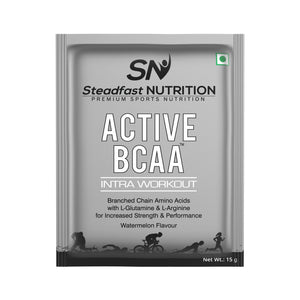 Steadfast Nutrition Active BCAA (Intra Workout)