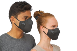 Aire N95 Protective Face Mask (Black)