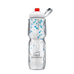 Polar Insulated Bottle - 24 oz with Zipstream