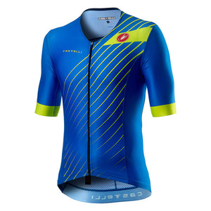 Castelli Free Speed 2 Race Tri-Top (Drive Blue)