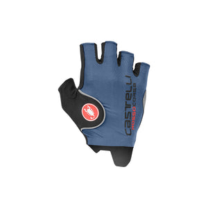 Castelli Rosso Corsa Pro Glove (Light Steel Blue)