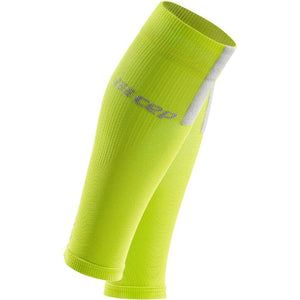 CEP Compression Calf Sleeves 3.0 (Lime/Light Grey)