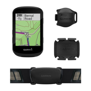 Garmin Edge 530 Bundle Performance GPS Computer with Mapping
