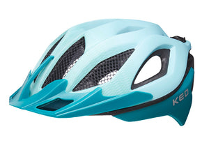 KED Spiri II Helmet (Light Blue, Green)