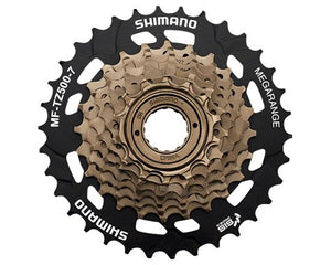 Shimano MF-TZ500 Tourney 7 Speed Freewheel