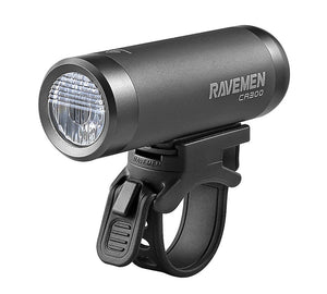 Ravemen CR300 Rechargeable Front Light (Grey)