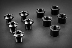 absoluteBLACK Chain Ring Bolts