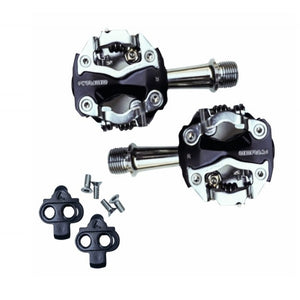 Fluid MTB Alloy Cleats Pedals