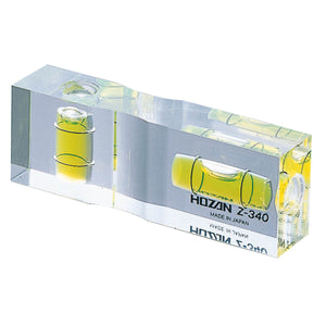 Hozan Z-340 Acrylic Level Gauge