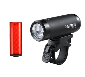 Ravemen LS-CT01 (CR500 & TR20) Light Set - BumsOnTheSaddle