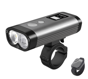 Ravemen PR1600 Rechargeable Front Light - BumsOnTheSaddle