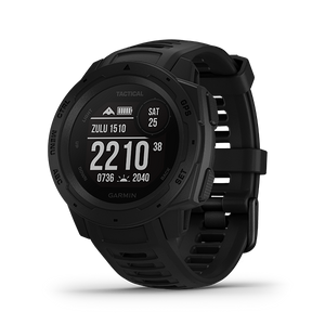 Garmin Instinct Tactical Edition Smart Watch ( Black)