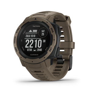 Garmin Instinct Tactical Edition Smart Watch ( Coyote Tan)