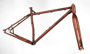 Surly Karate Monkey MDS Frameset (SPRAY TAN)