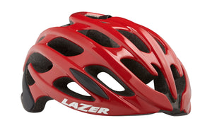 Lazer Blade+ CE-CPSC-AS Road Helmet (Red Black)