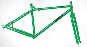 Surly Pugsley Frameset (GREEN)