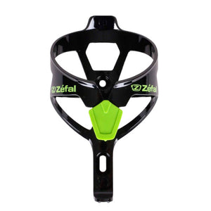 Zefal Pulse A2 Bottle Cage (Black/Green)