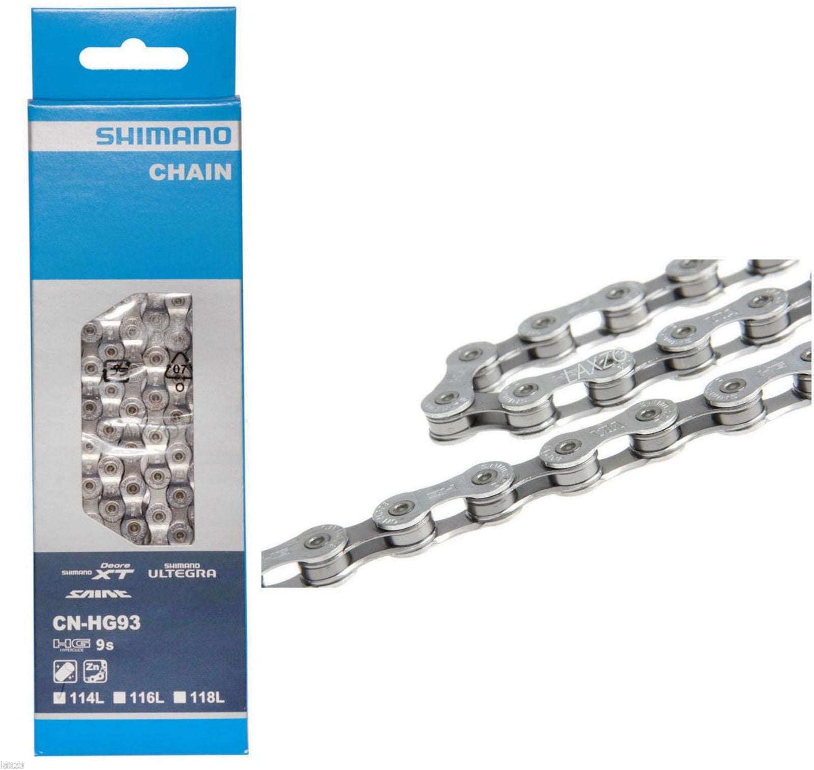 SHIMANO 9 SPEED BICYCLE CHAIN PINS--BAG OF 5