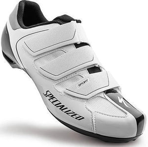 Specialized Sport Shoes (White/Black)