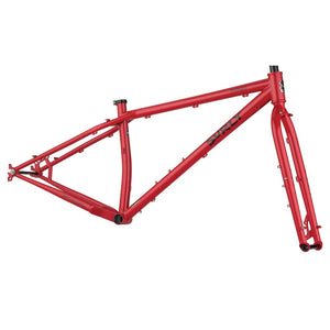 Surly Pugsley Frameset (RED)