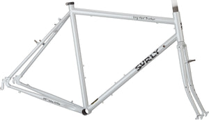 Surly Long Haul Trucker Frameset (SMOG SILVER)
