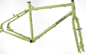 Surly Troll Frameset (PEA LIME PIE SOUP)