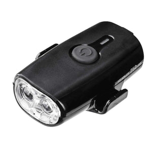 Topeak Headlux 250 USB Rechargeable Front Light (Black)