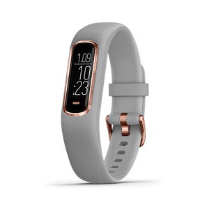 Garmin Vivosmart 4 Activity Tracker (Grey/Rosegold)