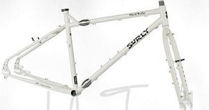 Surly World Troller Frameset (VANILLA)
