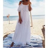 Lovely Light Cotton Cover-Ups