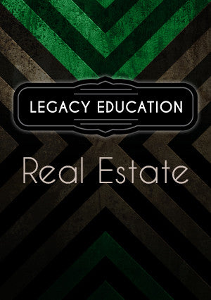 Legacy Education Real Estate Basic Training Package
