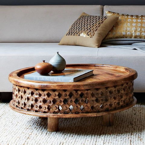 Wood Coffee Table image Foter