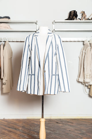 DEMI Striped Blazer