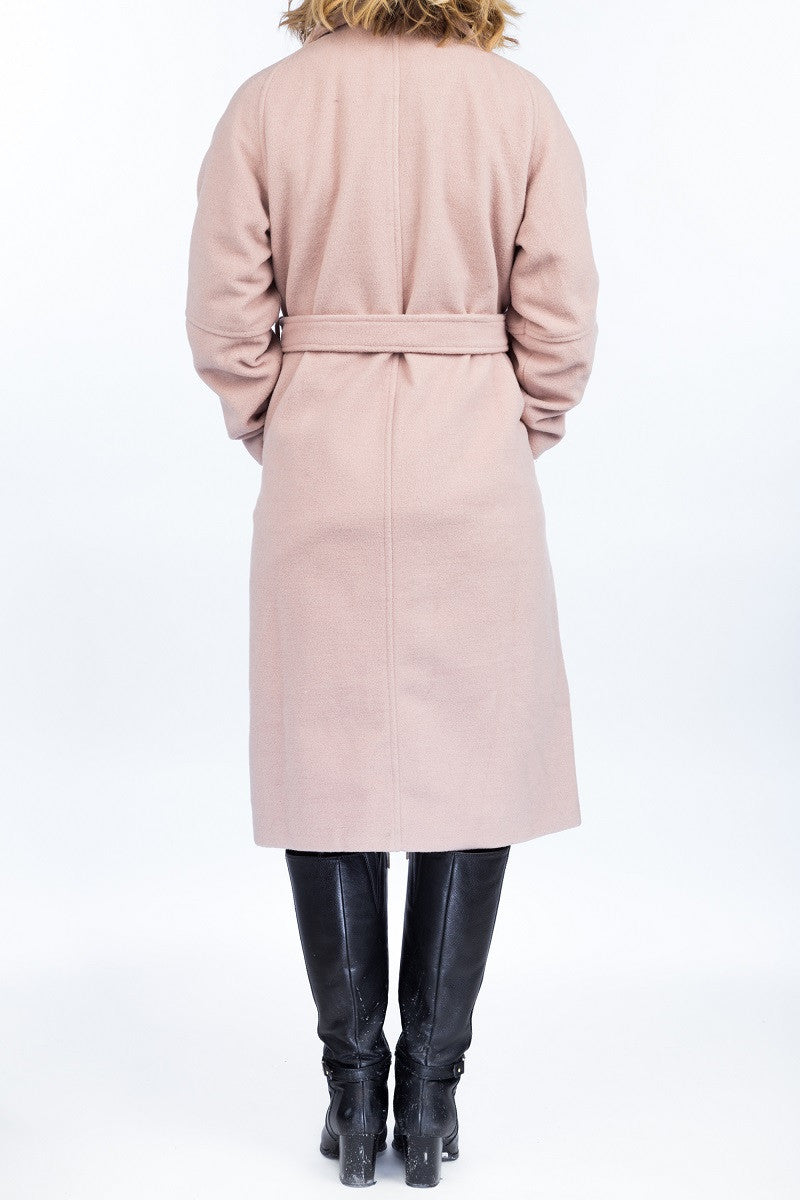BETTY Wool coat - 2 colors available - Mademoiselle Veste - 4