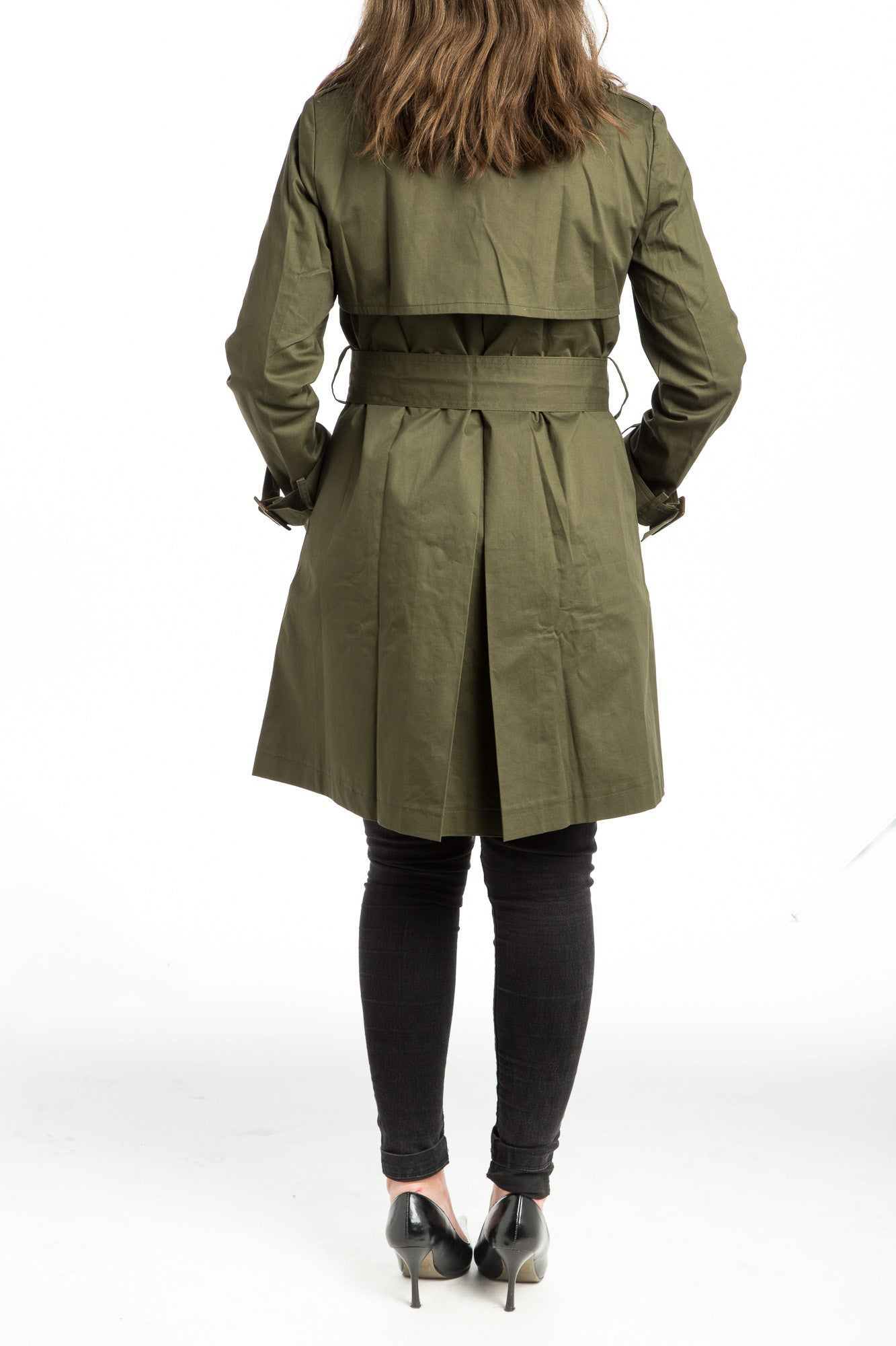 SHERA Trench Coat - 2 colors available - Mademoiselle Veste - 7
