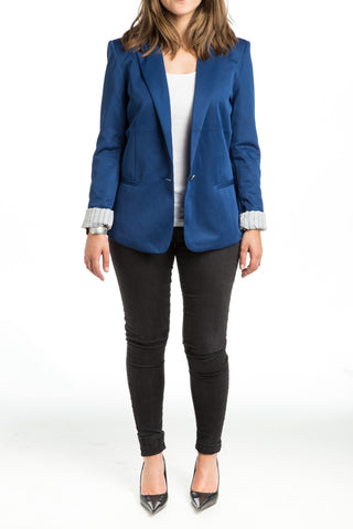 ZORAH Blazer - 3 colors available - Mademoiselle Veste - 1