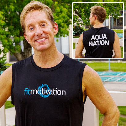 Fitmotivation Shirt - Men's Black