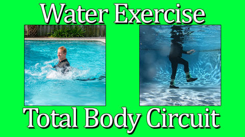 Water Exercise Total Body Circuits