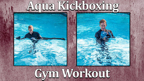 Aqua Kickboxing Gym Workout