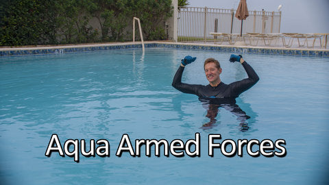 Aqua Armed Forces