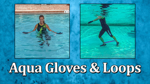 Aqua Gloves & Loops