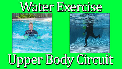 Water Exercise Upper Body Circuits
