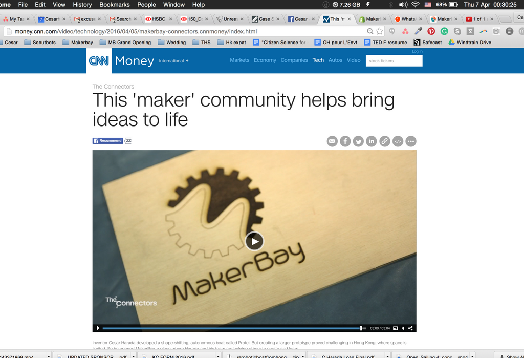 MakerBay on CNN!