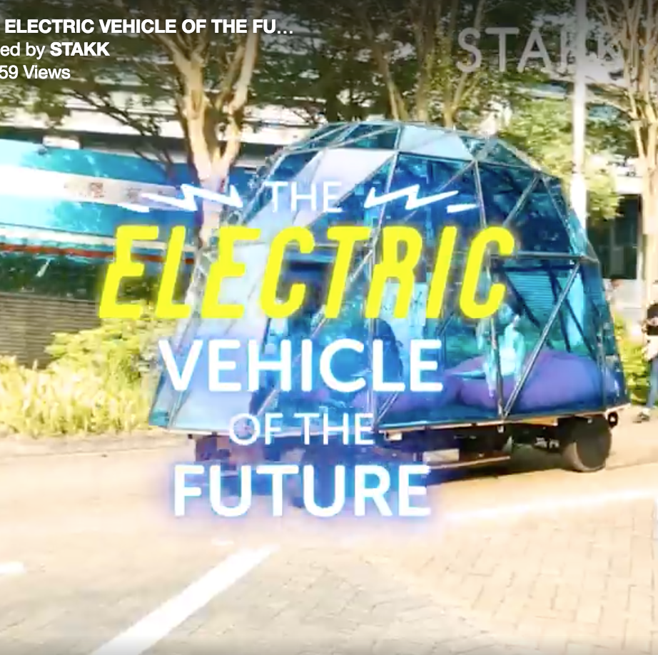 "Stakk documents ""THE ELECTRIC VEHICLE OF THE FUTURE"""