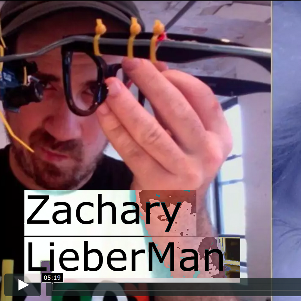 "Talk: ""Poetic Computation"" by Zachary Lieberman, May 31st"
