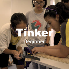 Beginner course: tinker