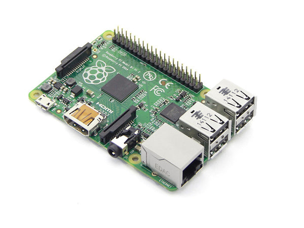 Quick Starter Kit with Raspberry Pi B/B+/A+