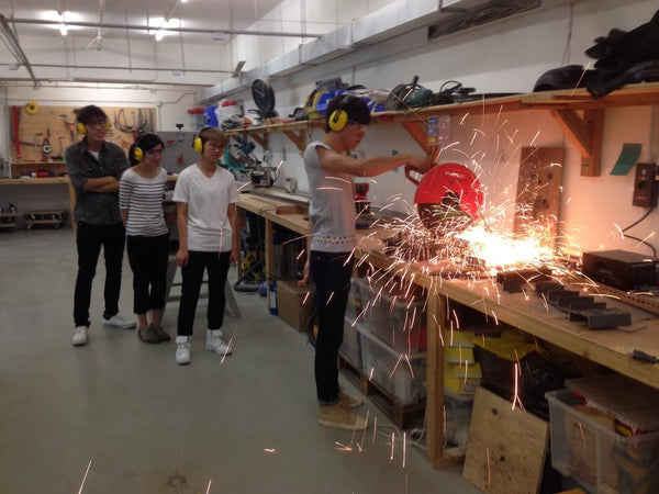[MakerBay Yau Tong] Metalworking Induction Class - Adults